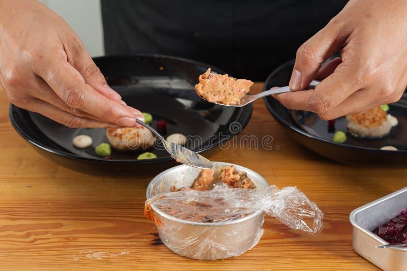 Τρόφιμα τήξης στοκ φωτογραφίες με δικαίωμα ελεύθερης χρήσης