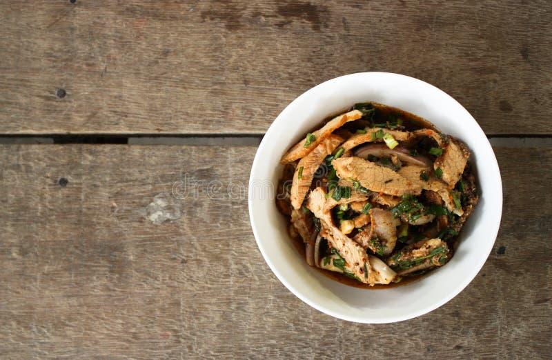 τρόφιμα Ταϊλανδός στοκ φωτογραφία