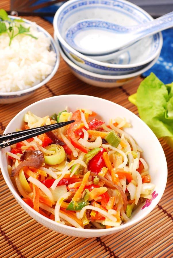 τρόφιμα της Κίνας στοκ φωτογραφία με δικαίωμα ελεύθερης χρήσης