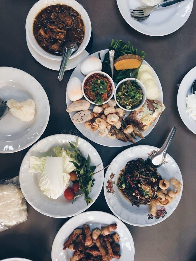 Τρόφιμα Lanna στοκ φωτογραφία με δικαίωμα ελεύθερης χρήσης