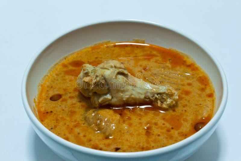 τρόφιμα massaman Ταϊλανδός κοτόπο&up στοκ φωτογραφίες με δικαίωμα ελεύθερης χρήσης