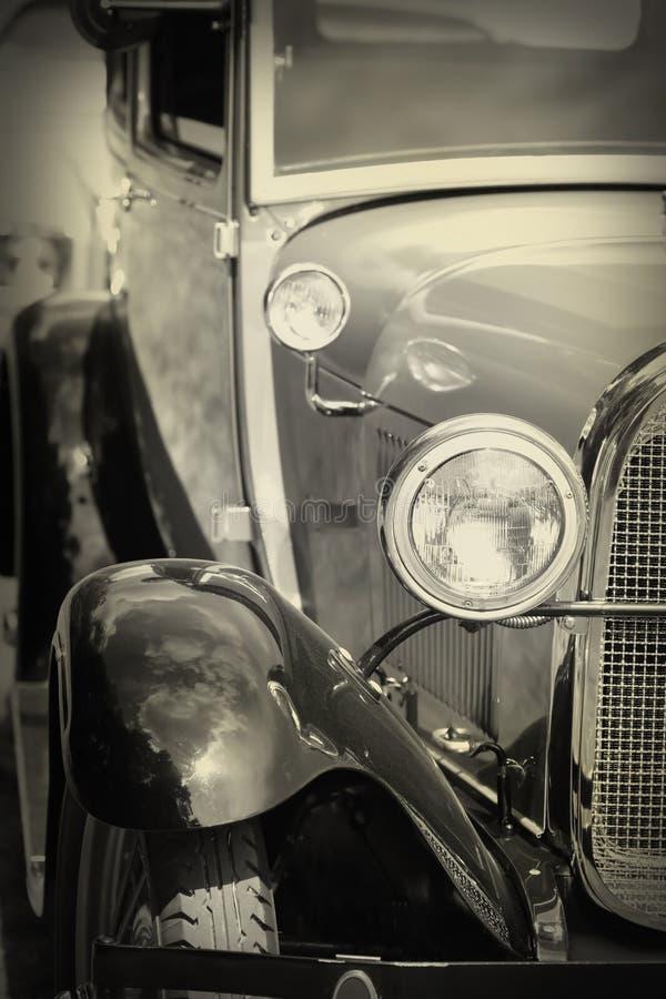 τρύγος αυτοκινήτων στοκ εικόνα