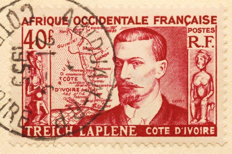 τρύγος γραμματοσήμων στοκ φωτογραφία με δικαίωμα ελεύθερης χρήσης