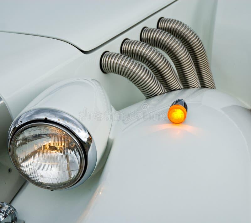 τρύγος λεπτομερειών αυτοκινήτων στοκ φωτογραφία με δικαίωμα ελεύθερης χρήσης