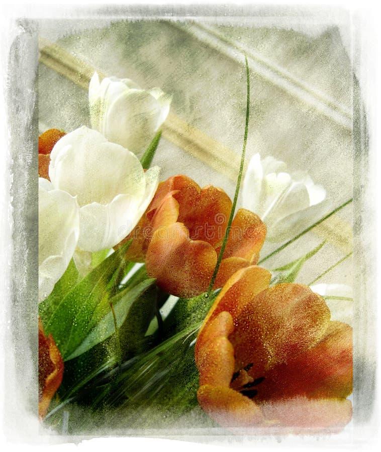 τρύγος λουλουδιών