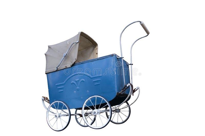τρύγος μεταφορών μωρών στοκ εικόνες