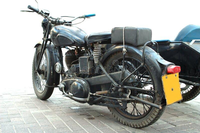τρύγος μοτοσικλετών στοκ εικόνες με δικαίωμα ελεύθερης χρήσης