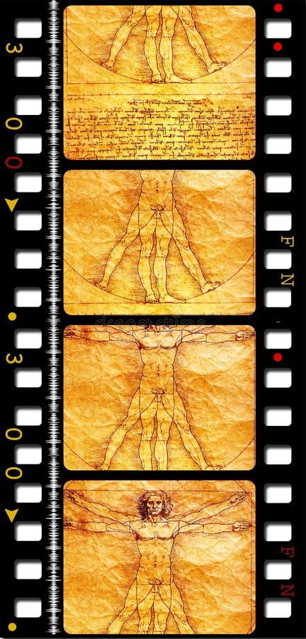 τρύγος ταινιών στοκ εικόνες με δικαίωμα ελεύθερης χρήσης