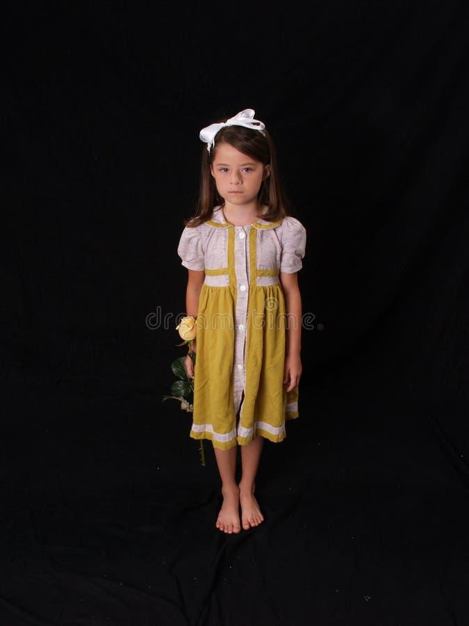 τρύγος φορεμάτων στοκ φωτογραφία με δικαίωμα ελεύθερης χρήσης