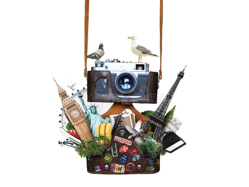τρύγος φωτογραφικών μηχανών 35mm slr στοκ φωτογραφία με δικαίωμα ελεύθερης χρήσης