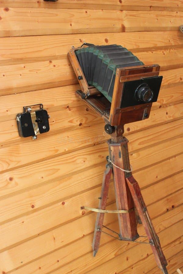 τρύγος φωτογραφικών μηχαν στοκ φωτογραφία με δικαίωμα ελεύθερης χρήσης