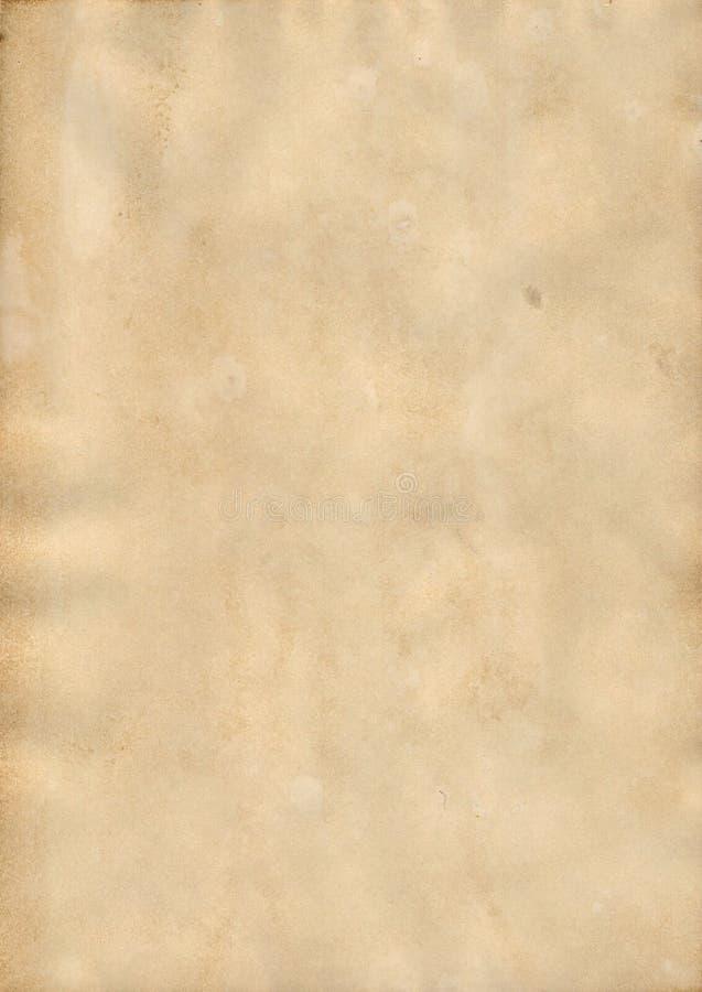 τρύγος 02 σειρών εγγράφου στοκ εικόνα