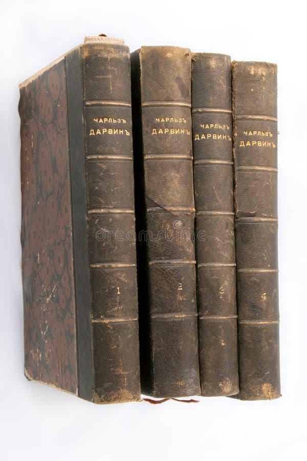 τρύγος foor βιβλίων στοκ εικόνες με δικαίωμα ελεύθερης χρήσης
