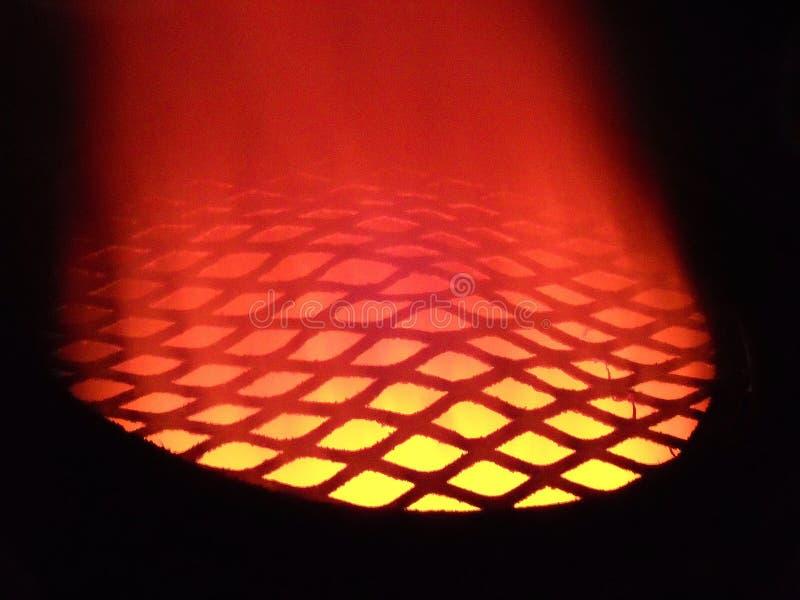 τρύπα πυρκαγιάς στοκ εικόνα