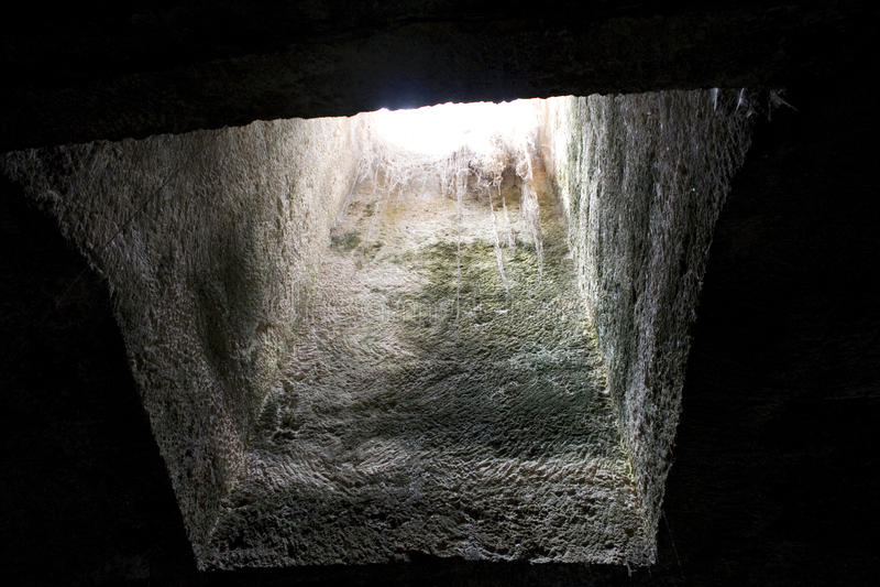 τρύπα στοκ φωτογραφία