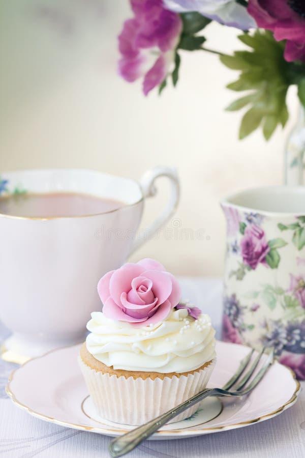 τσάι απογεύματος στοκ εικόνες