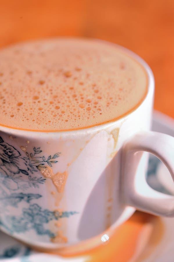 τσάι γάλακτος φυσαλίδων στοκ εικόνα