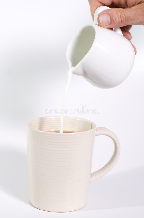 τσάι γάλακτος στοκ φωτογραφία με δικαίωμα ελεύθερης χρήσης