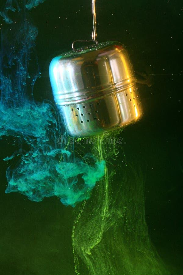 τσάι διάχυσης στοκ φωτογραφία με δικαίωμα ελεύθερης χρήσης