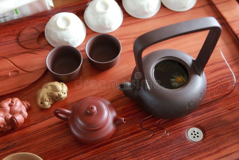 τσάι σπιτιών στοκ εικόνα
