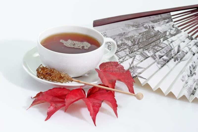 τσάι της Κίνας στοκ εικόνα με δικαίωμα ελεύθερης χρήσης