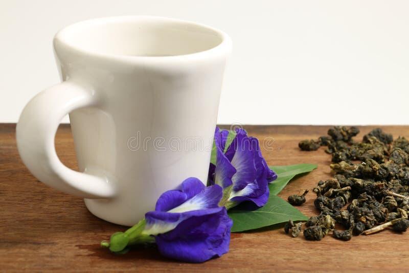 Τσάι της Jasmine στην Ταϊλάνδη στοκ φωτογραφία