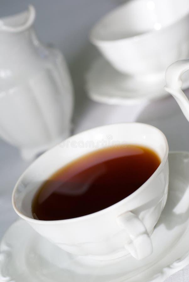τσάι φλυτζανιών στοκ φωτογραφίες με δικαίωμα ελεύθερης χρήσης