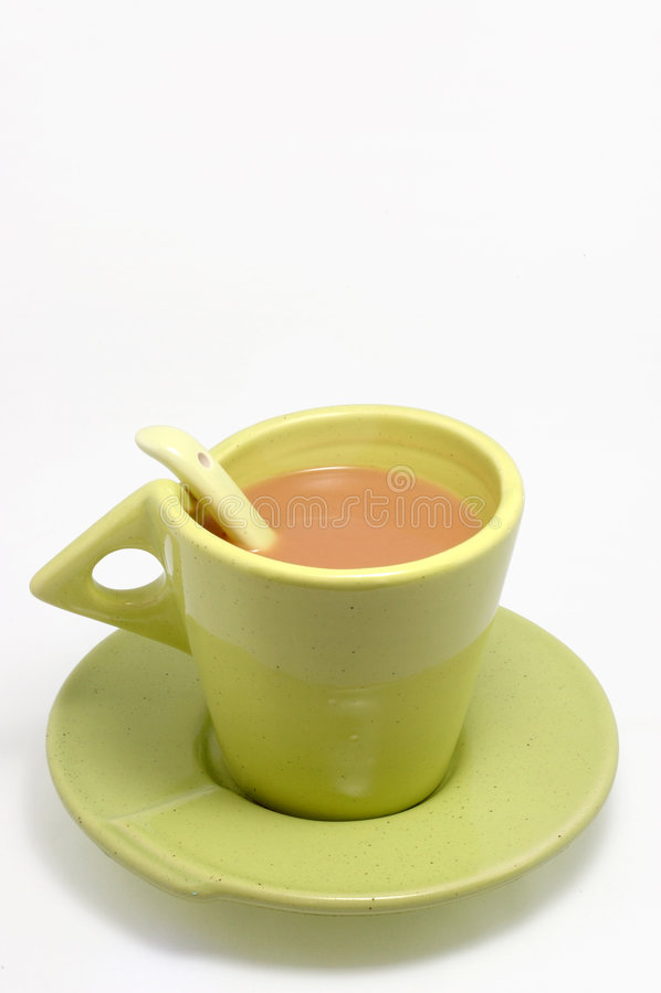 Download τσάι φλυτζανιών στοκ εικόνες. εικόνα από πράσινος, ζάχαρη - 380934