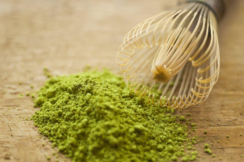 τσάι matcha στοκ φωτογραφία με δικαίωμα ελεύθερης χρήσης