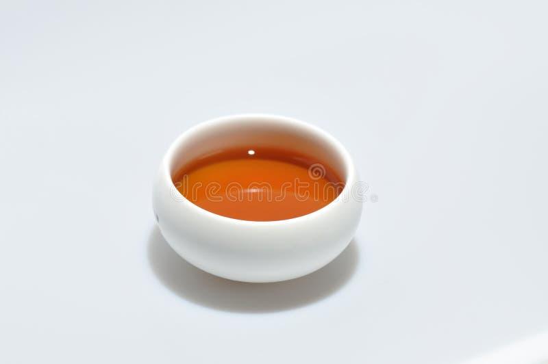 τσάι PU του ER στοκ φωτογραφία με δικαίωμα ελεύθερης χρήσης