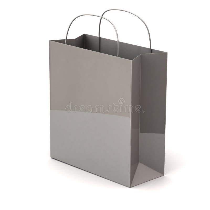 Τσάντα αγορών απεικόνιση αποθεμάτων