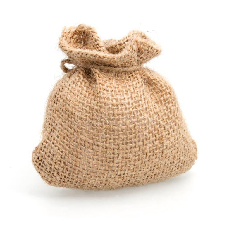 Τσάντα από την απόλυση που απομονώνεται επάνω στοκ φωτογραφία με δικαίωμα ελεύθερης χρήσης