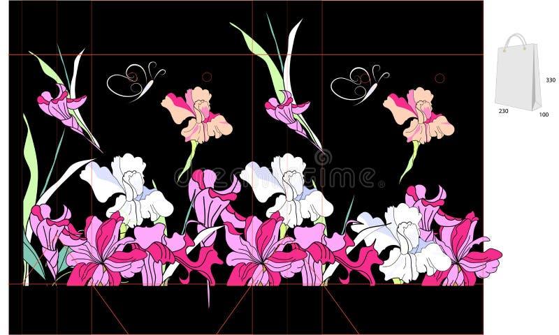 Download τσάντα διακοσμητική διανυσματική απεικόνιση. εικονογραφία από διακοσμητικός - 17052562