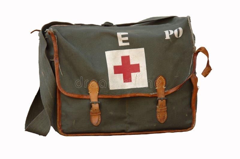 τσάντα στρατιωτική στοκ εικόνες με δικαίωμα ελεύθερης χρήσης