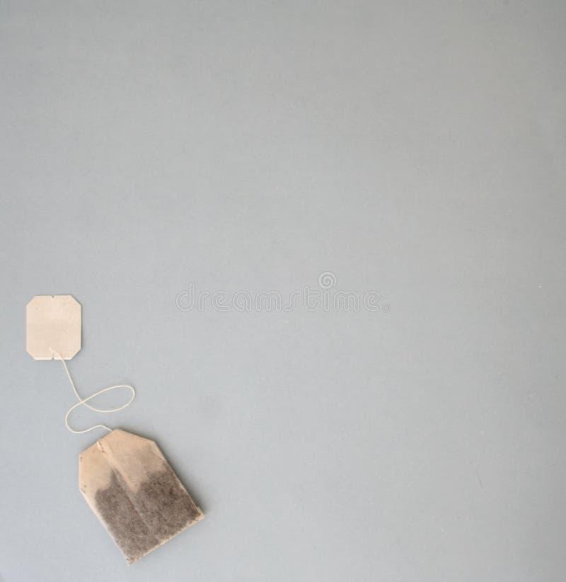 Τσάντα τσαγιού στοκ εικόνες