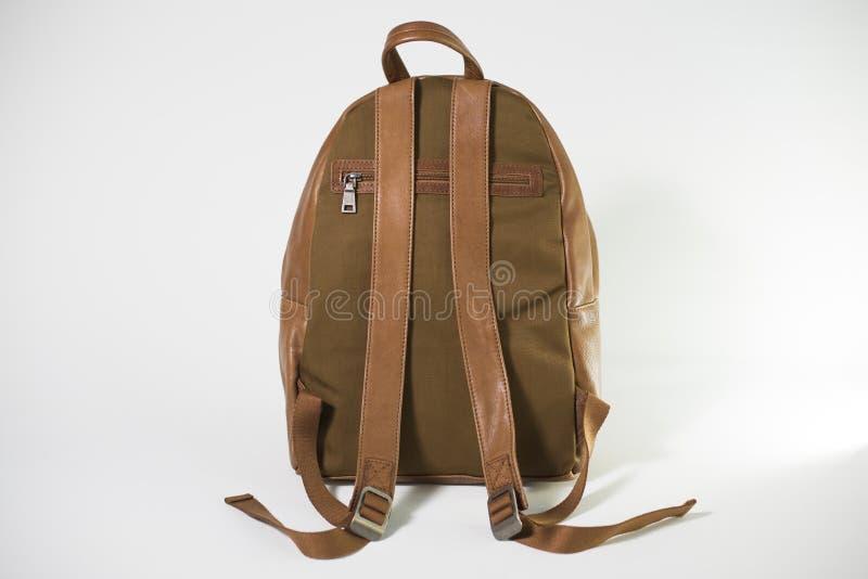 Τσάντα ώμων δέρματος στοκ εικόνα με δικαίωμα ελεύθερης χρήσης