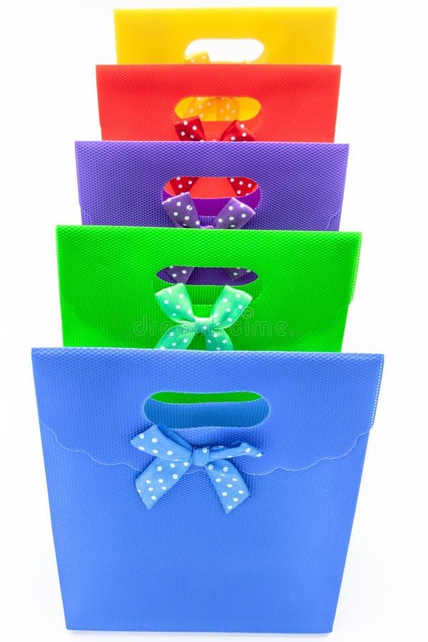 Τσάντες δώρων στοκ εικόνα