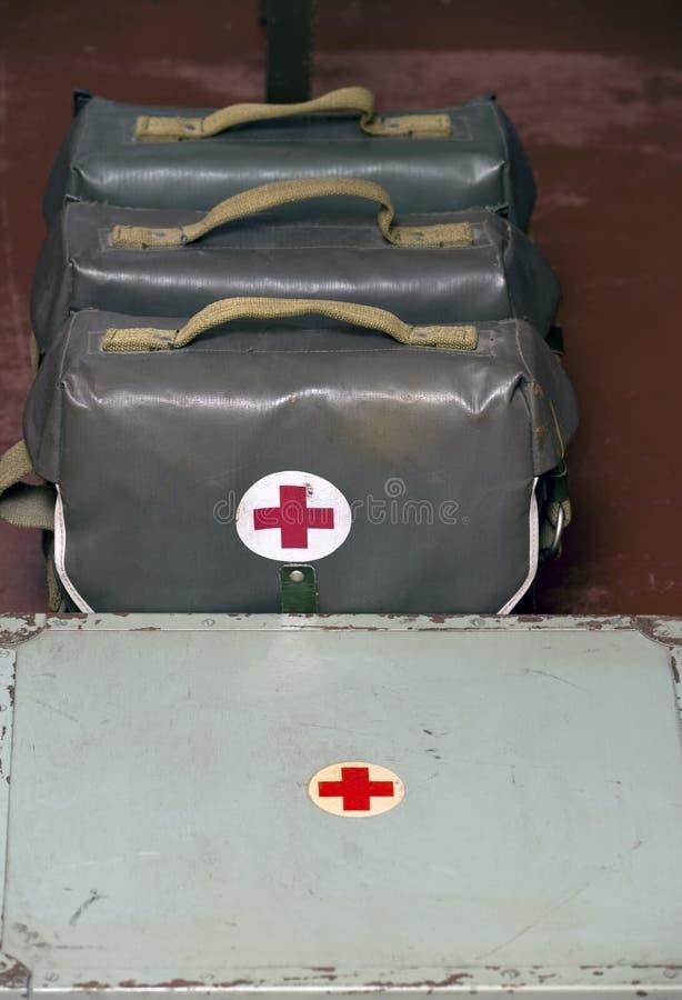 τσάντες ενίσχυσης πρώτα α&rho στοκ εικόνες