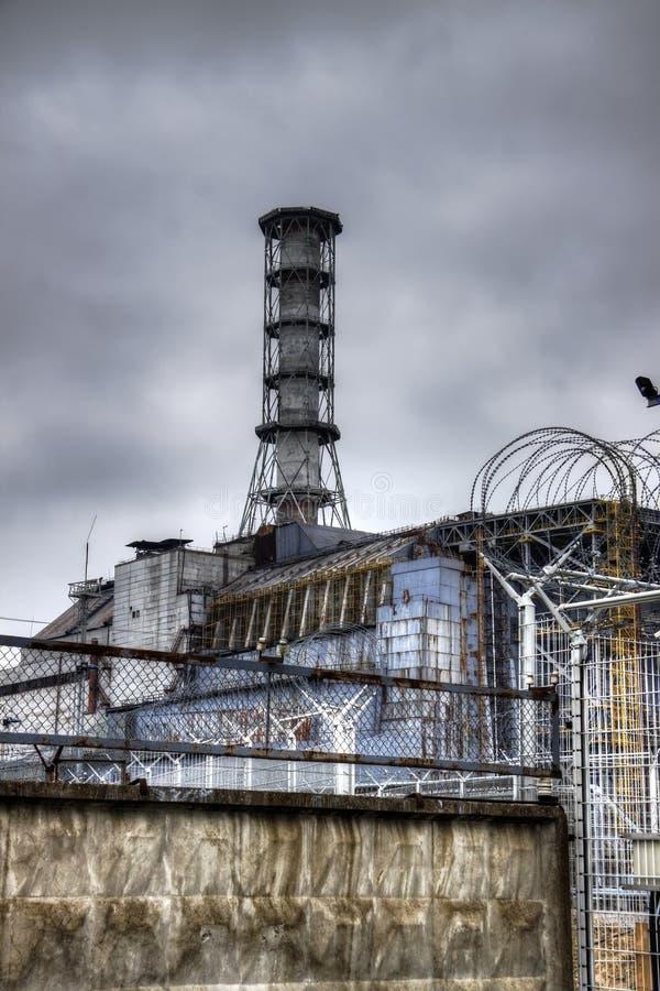 Τσέρνομπιλ στοκ εικόνα με δικαίωμα ελεύθερης χρήσης