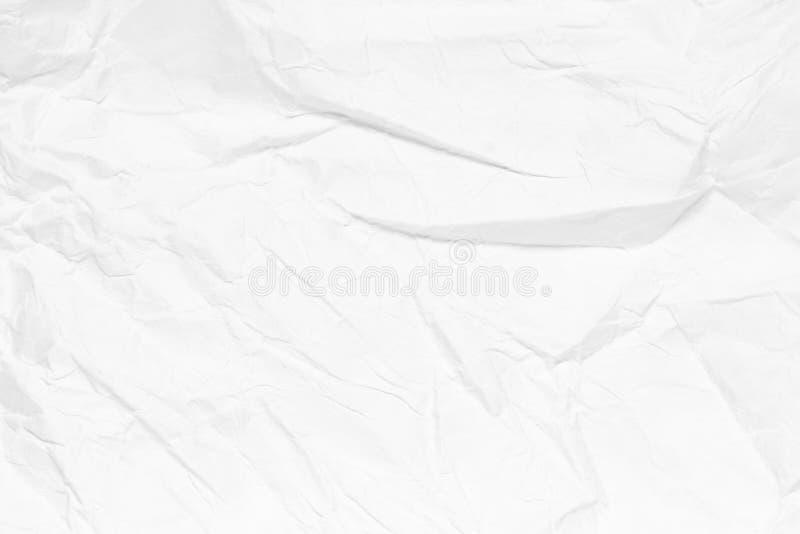 τσαλακωμένο έγγραφο Υπόβαθρο στοκ φωτογραφία