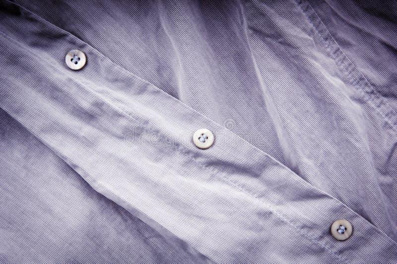 Τσαλακωμένο επιχειρησιακό πουκάμισο στοκ εικόνες με δικαίωμα ελεύθερης χρήσης