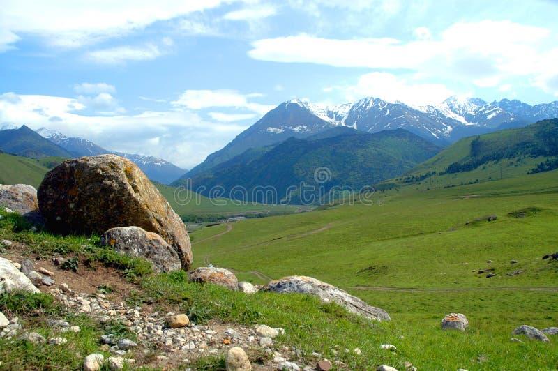 Τσετσενία στοκ εικόνες