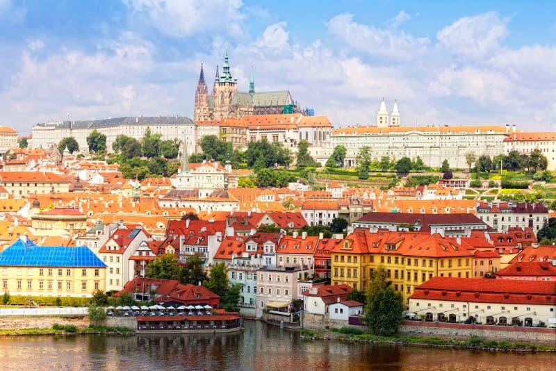 Τσεχία, Πράγα στοκ εικόνα