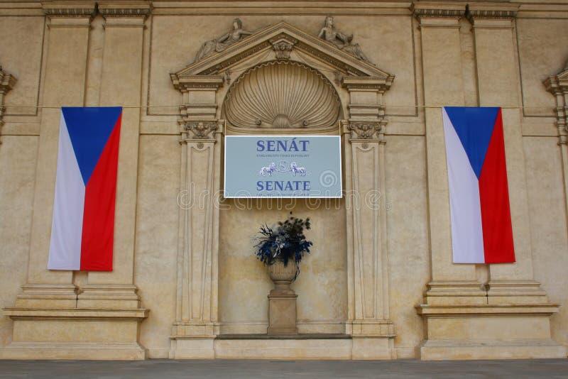Τσεχία sena στοκ φωτογραφίες