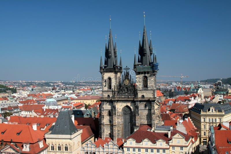 τσεχική δημοκρατία της Πράγας Πράγα πρωτευουσών στοκ φωτογραφία με δικαίωμα ελεύθερης χρήσης
