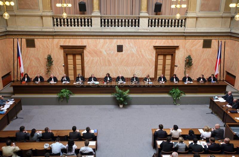 τσεχική συνθήκη της Λισσ& στοκ φωτογραφίες