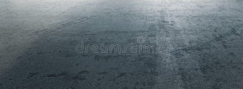 Τσιμεντένιο πάτωμα υψηλής ανάλυσης, υψηλή λεπτομερής συγκεκριμένη σύσταση Αρχικό σύγχρονο υπόβαθρο αρχιτεκτονικής στοκ φωτογραφίες