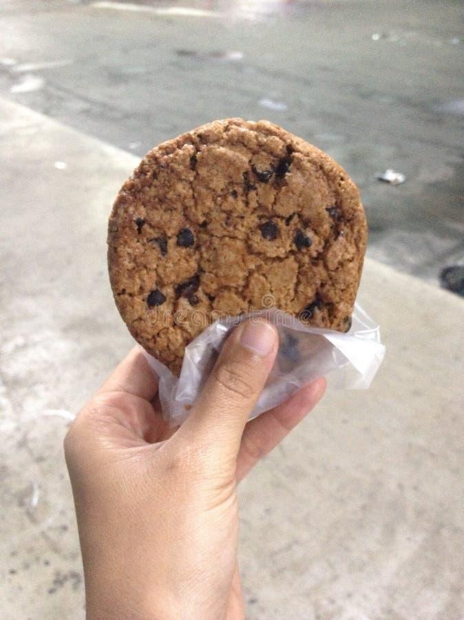 Τσιπ μπισκότων στοκ εικόνες με δικαίωμα ελεύθερης χρήσης