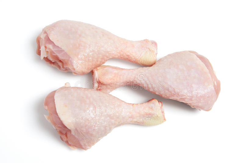τυμπανόξυλα κοτόπουλο&upsil στοκ εικόνα με δικαίωμα ελεύθερης χρήσης