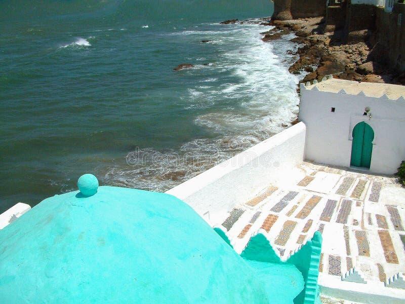 Τυνησιακά σπίτια στοκ φωτογραφία